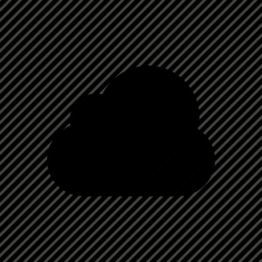 cloud, interface, internet, user, web icon