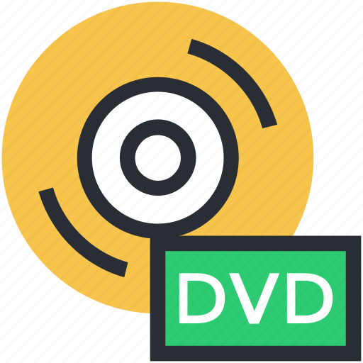 cd, compact disk, data storage, disk, dvd icon
