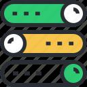 network server, server, database, server connection, web hosting