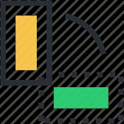 data transfer, data transform, data transforming, file share, files transfer icon