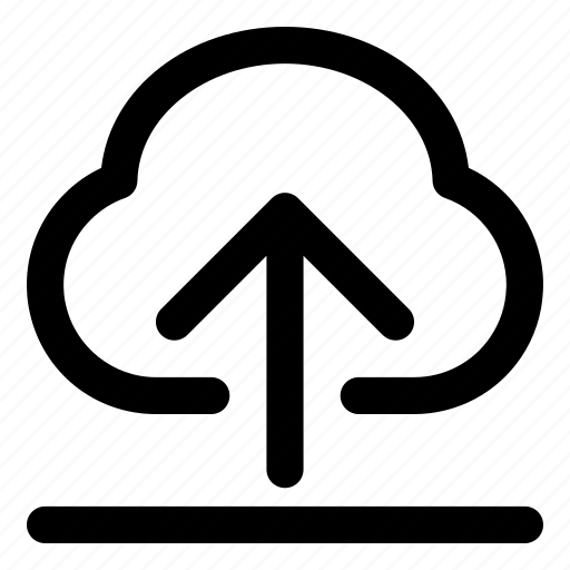 Cloud, storage, upload, database, server icon - Download on Iconfinder