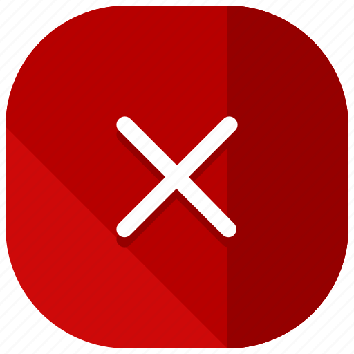 cancel, close icon