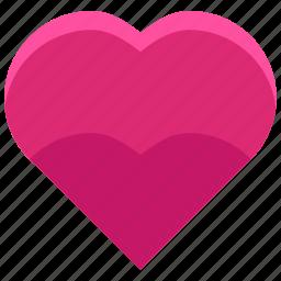 favourite, heart, interface, like, ui, user icon