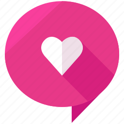 favourite, heart, interface, like, message, ui, user icon