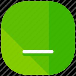interface, line, lower, ui, user, window icon