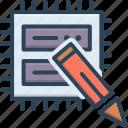 data, data edit, document, edit, redact, storage