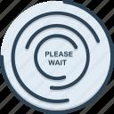 interface, loading, popup, wait, waiting, waiting popup