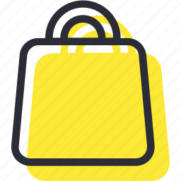 bag, buy, cart, shopping, store icon