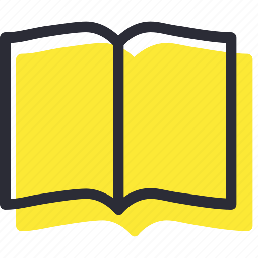book, education, knowledge, read, reading, school, study icon