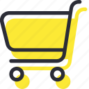 basket, buy, cart, ecommerce, market, shop, shopping icon