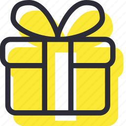 box, christmas, delivery, gift, package, present icon
