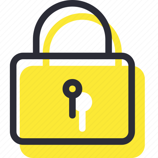 lock, password, privacy, protection, safety, secure, security icon