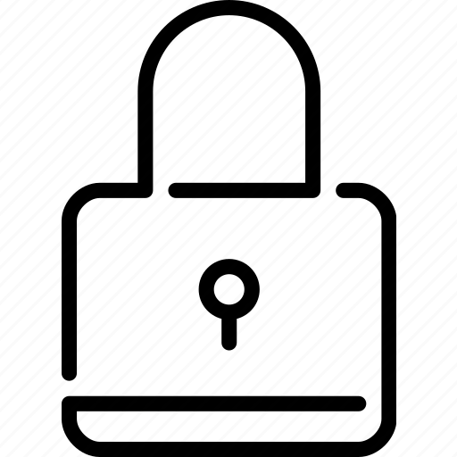 lock, locked, locker, security icon