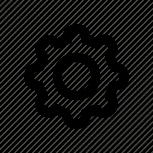 configuration, gear, options, setting, settings, ui icon