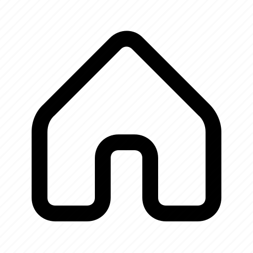 home, house, ui icon