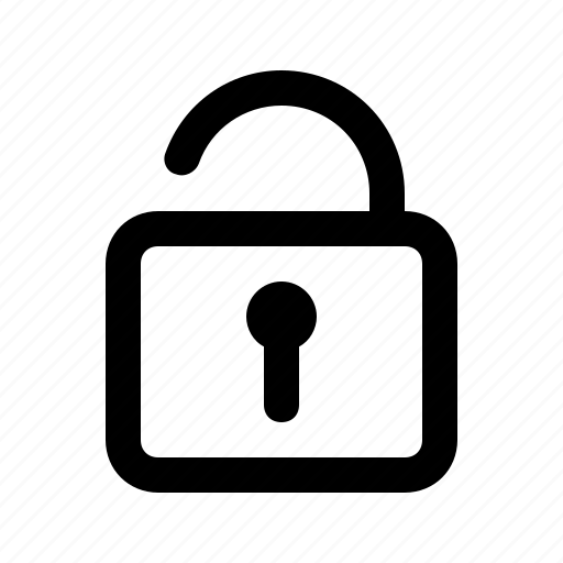 Lock, padlock, ui, unlock icon - Download on Iconfinder
