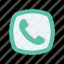 call, contact, phone