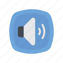 audio, sound, volume