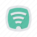 internet, network, wifi, wireless icon