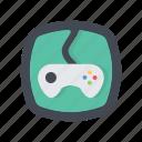 game, gaming, joystick