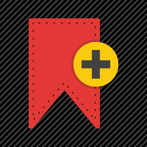 app, bookmark, favorite, mark, sticker, web, website icon