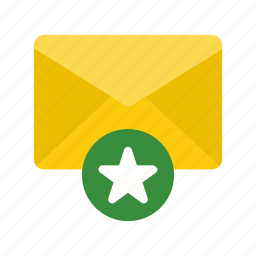 business, contact, email, favorite, mail, message, web icon