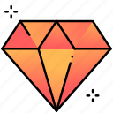 diamond, game, glisten, ui, value icon