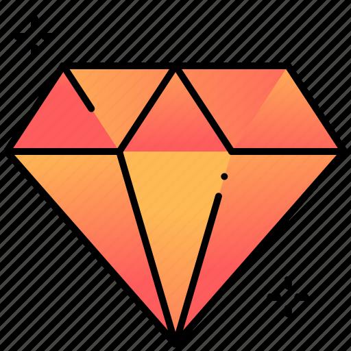 diamond, game, glisten, ui, value icon