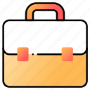 business, job, mission, suitcase, ui icon