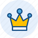 crown, interface, navigation, user