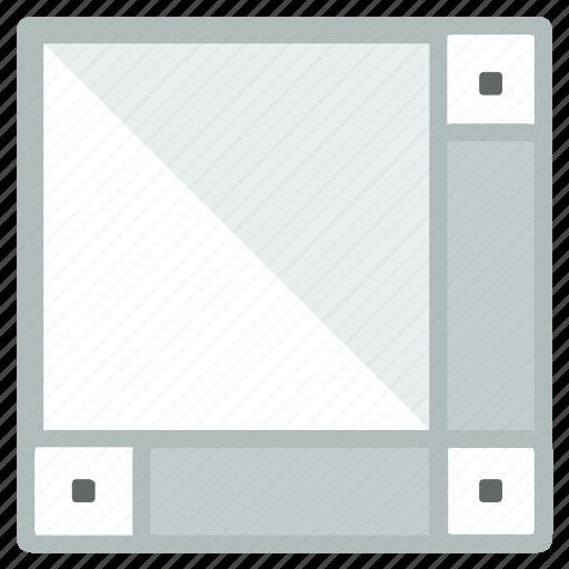 scroll, window icon