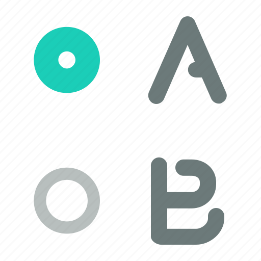 circles, design, interface, select, ui, user icon