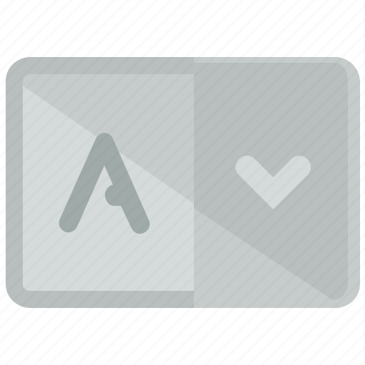 design, dropdown, interface, menu, ui, unselected, user icon
