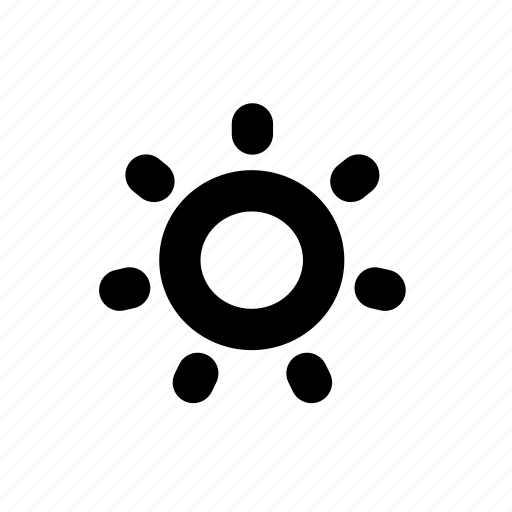 bright, brightness, less brightness, user interface icon