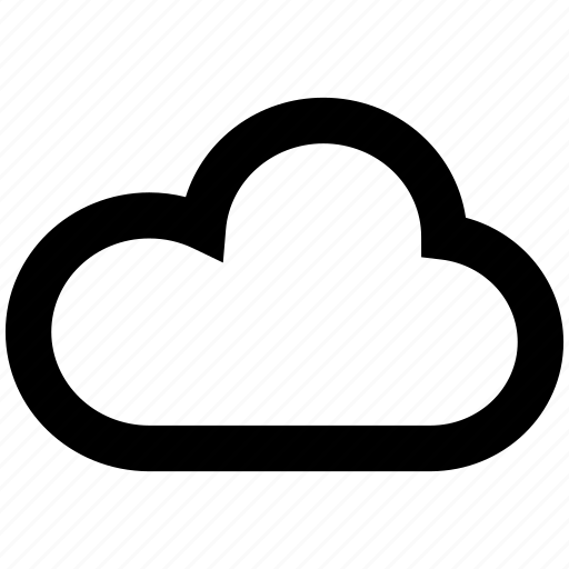 cloud, icloud, sync, user interface, weather icon