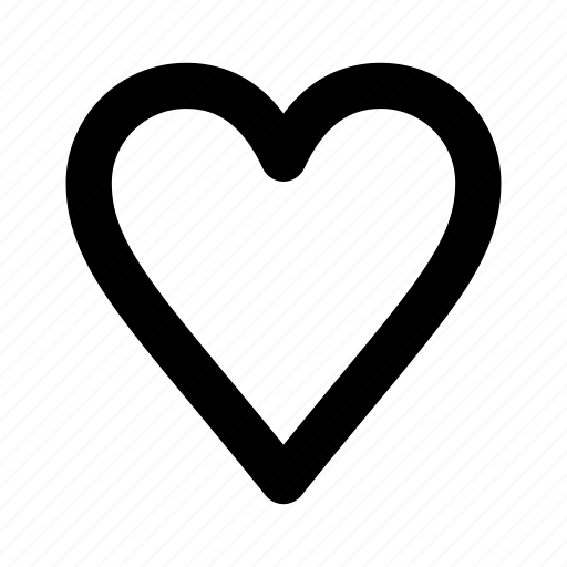 favorite, health, heart, love, user interface icon
