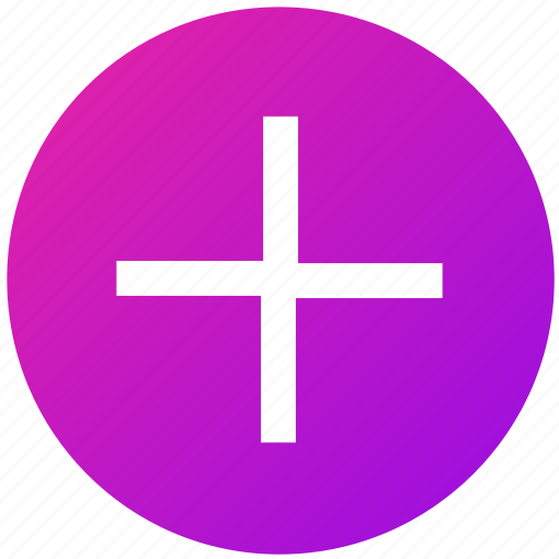 add, create, new, plus, ui, ux icon