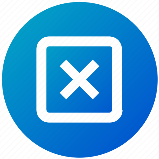 Cancel, close, cross, delete, incorrect, ui, ux icon - Download on Iconfinder