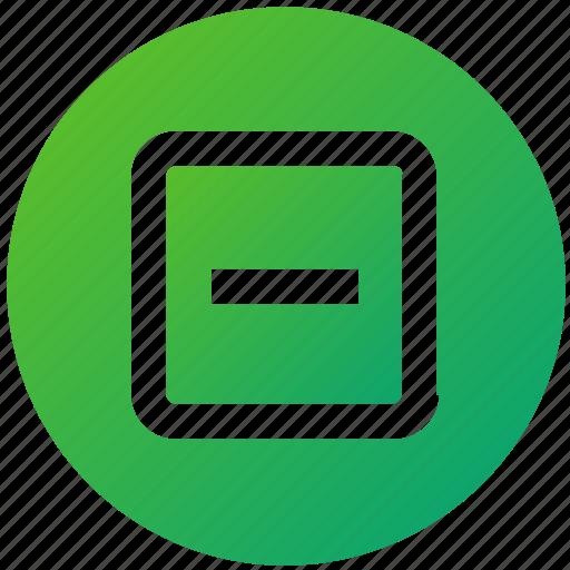 Close, delete, minus, remove, ux icon - Download on Iconfinder