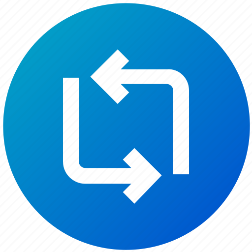 arrows, refresh, reload, repeat, sync, ui, ux icon