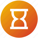 ux, sand, waiting, hourglass, loading, ui, timer