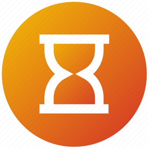 hourglass, loading, sand, timer, ui, ux, waiting icon