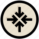 arrows, directions, expand, four way, move, ui, ux