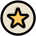 bookmark, favorite, like, star, ui, ux icon