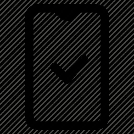 call, complete, mobile icon