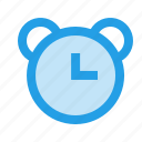 alarm, clock, notification, reminder, time, ui icon