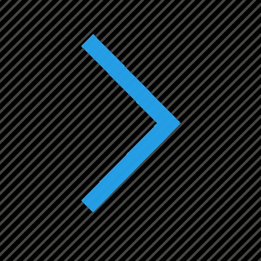 arrow, forward, interface, left, next, ui icon