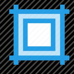 areas, artboard, interface, safe, show, ui, video icon