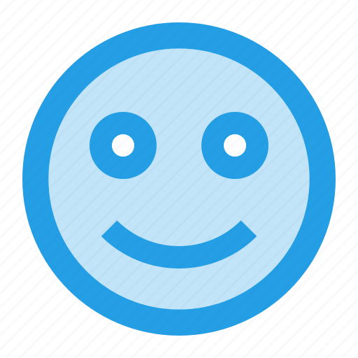 badge, emoji, face, fresh, round, smile, smiley icon