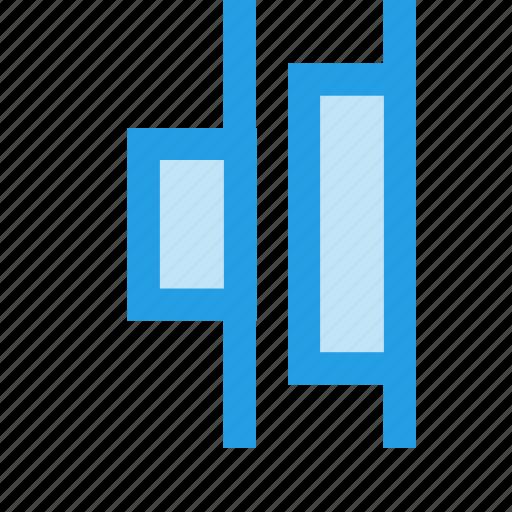 align, center, distribute, horizontal, right, tool, ui icon